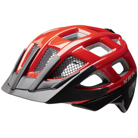 KED Kailu Casque Enfant, red/black